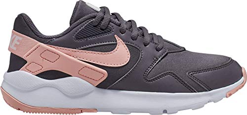 Nike Damen Ld Victory Leichtathletikschuhe, Mehrfarbig (Thunder Grey/Coral Stardust/Phantom 004), 41 EU