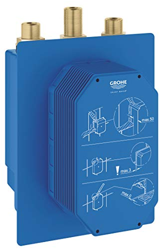 Grohe 36458000 36458000-Eurosmart Cosmopolitan E Cuerpo empotrable Nota: Debe ser accesible a través de un Registro, Azul