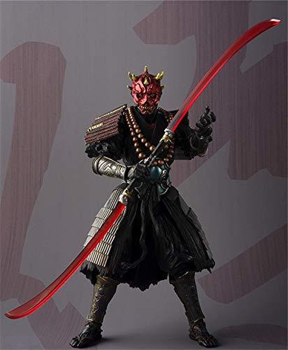 Mopoq Star Wars Mönch Soldat Dual Swordsman Darth Moore Red Warriors Boxed Pay-On