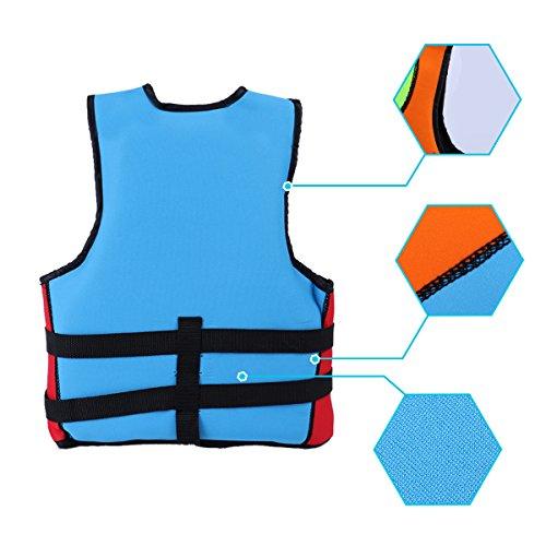 Supfirefly - Chaleco de Neopreno para niños con diseño de ...