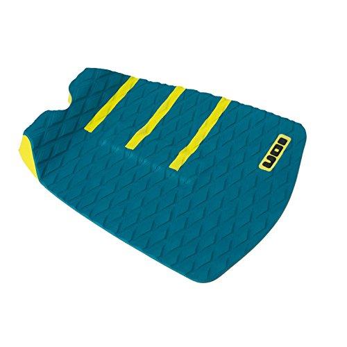 ION Footpad Deck Grip 1 pieza Azul petróleo/Amarillo Tabla De Surf Kiteboard Pad
