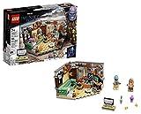 Lego Marvel 76200 Avengers Endgame Bro Thors New Asgard - Juego de mesa (265 piezas)