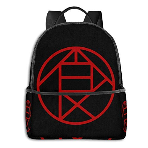 XCNGG Anime & Choji Akimichi Cosplay Student School Bag School Cycling Leisure Travel Camping Outdoor Backpack