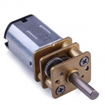 Souked N20 DC-Getriebemotor mit hohem Drehmoment Miniatur- Elektrogetriebemotor