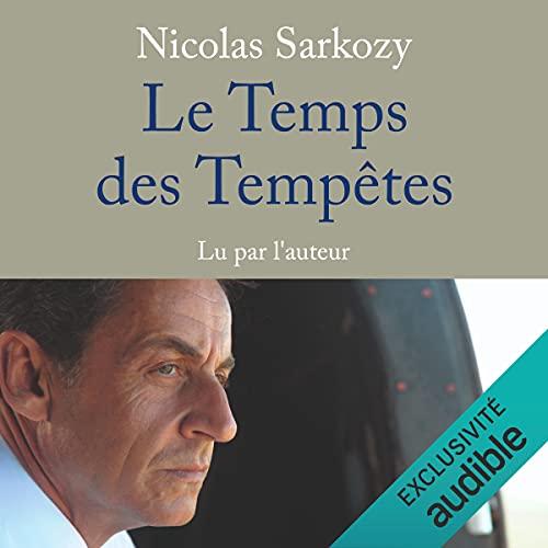 Page de couverture de Le Temps des Tempêtes