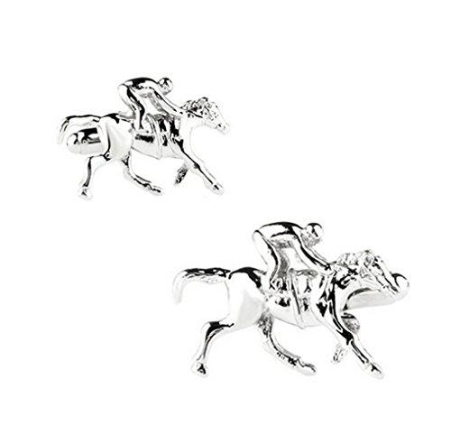 GuDeKe Gemelos Deportes de Competición de Carreras de Caballos de Carreras Animal...
