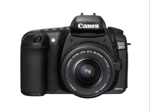 Canon EOS 20D SLR-Digitalkamera (8 Megapixel), nur Gehäuse