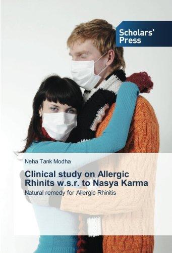 Clinical study on Allergic Rhinits w.s.r. to Nasya Karma: Natural remedy for Allergic Rhinitis