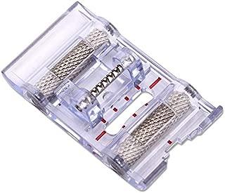 ZIGZAGSTORM 820663096 Roller Presser Foot for Pfaff Group B,C,D,E,F,G,J,K Sewing Machine -820663096
