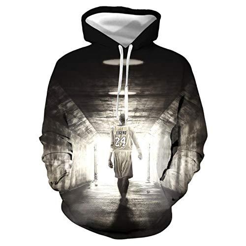 DREAMING-Camiseta de manga larga de primavera y otoño Jersey con estampado 3D Top informal suelto con capucha + Pantalones con cordón Conjunto deportivo de 2 piezas para parejas 3XL