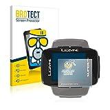 BROTECT Protector Pantalla Cristal Mate Compatible con Lezyne Super Pro GPS Protector Pantalla Anti-Reflejos Vidrio, AirGlass