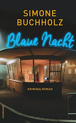 Blaue Nacht: Kriminalroman (Chastity-Riley-Serie)
