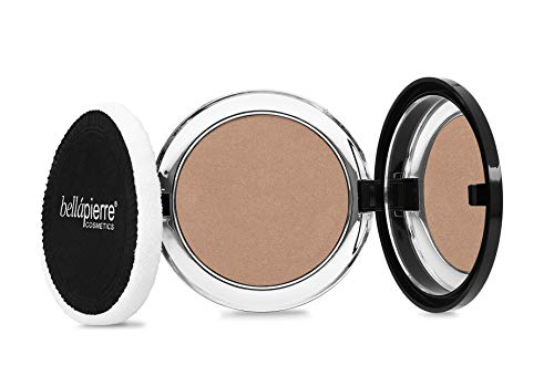 bellapierre Compact Mineral Bronzer | Beautifully Warms and Enhances Skin Tone | Infused with...