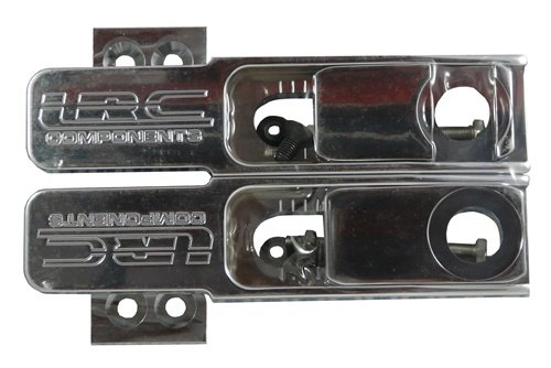 "Yana Shiki CA2666LRC and CY4A Chrome 4""-6"" Swingarm Extension for Suzuki GSX-R 600/750/1000"