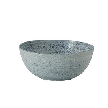 Mikasa 5229339 Whistler Vegetable Serving Bowl, 10-Inch, Blue