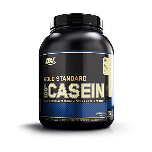 Gold Standard 100% Micellar Casein Protein Powder (4 lb)