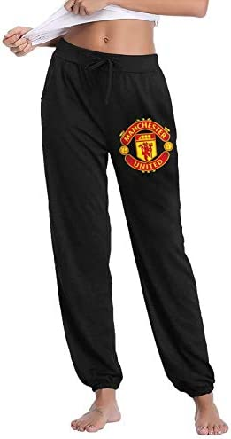 Pants Womens Ma Nchester U Nited Fashion Athletie Sweatpants with Pockets Casual Plus Size Pants product image