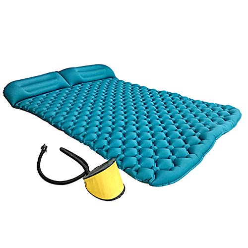 Desconocido Kit de Parches de reparaci/ón Impermeables para Saco de Dormir colchones inflables 20 x 10 cm AOD