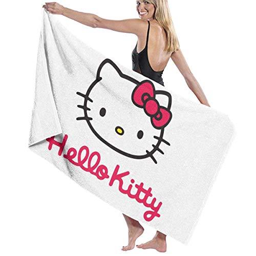 Suzanne Betty Hello Kitty - Toalla de playa (81 x 132 cm), diseño de Hello Kitty