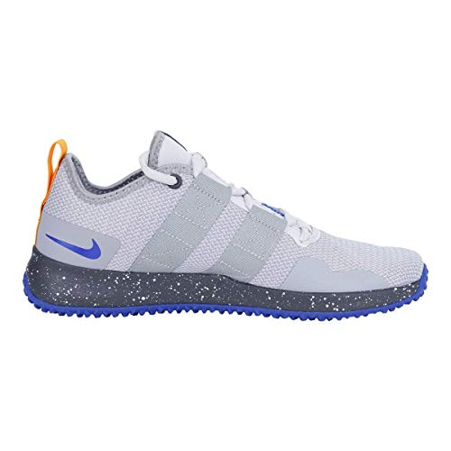 Nike Varsity Compete TR 2 Training Shoe - Men's (10.5, Grey/Blue)