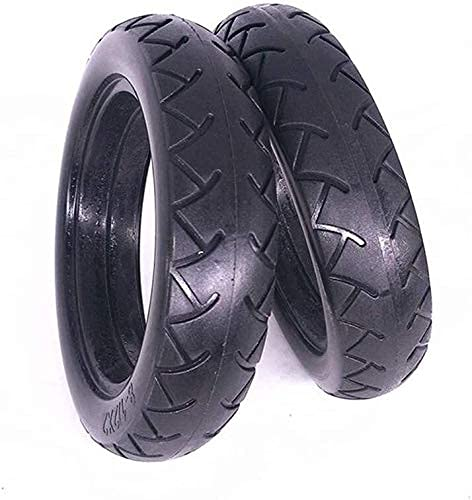 Scooter tire Electric Scooter Tire, 8 1/2x2 Explosion-Proof Solid Tire, Hollow Shock Absorption, Puncture-Proof and Maintenance-Free, Suitable for tyre