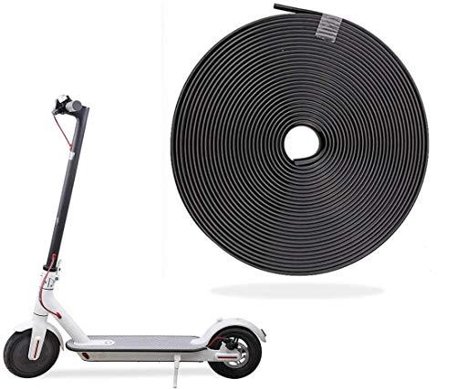 Eléctrico Scooter Tiras Decorativas,Tira Anticolisión Strip,Tira Anticolisión del Cuerpo de Vespa para...