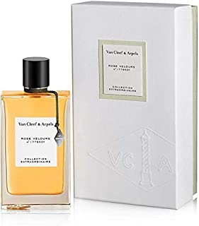 Vancleef and Arpels Collection Extraordinaire Rose Velours Women EDP 75 ml