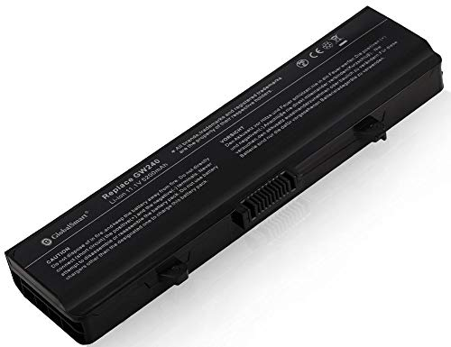 GlobalSmart Laptop/Notebook Battery for DELL X284G Black 6cell