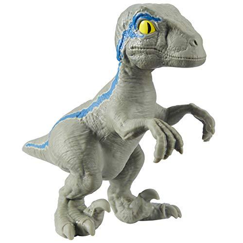 Stretch 7216 Jurassic World - Figura de acción de velocirráptor Azul