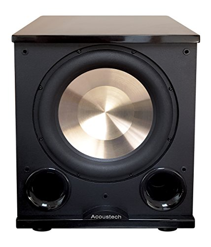Our #5 Pick is the Bic Acoustech PL-200 II Subwoofer