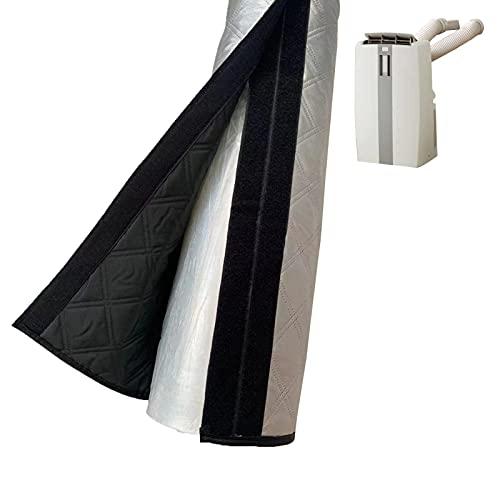 Bexdug Manicotto Protettivo Antipolvere per Tubo Flessibile, Manicotto per Tubo Flessibile CA Isolato Copertura Antipolvere