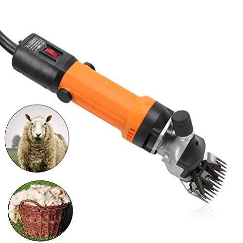 Professional Electric Shearing Clippers, voor Scheren Fur Wol in Schapen, geiten, runderen, boerderij Vee Pet