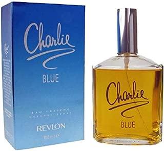 Charlie Blue by Revlon Eau de Toilette Spray 3.4 fl oz