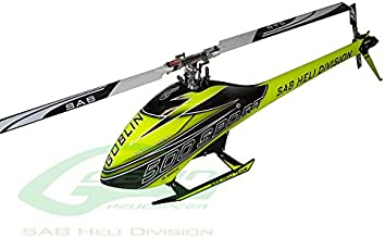 SAB Goblin 500 Sport Carbon Edition Black Yellow