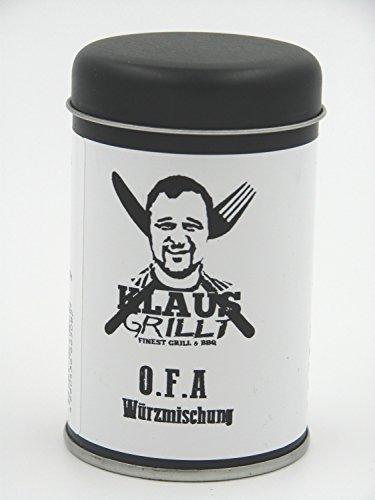 O.F.A Rub von Klaus grillt.... 120g Streuer