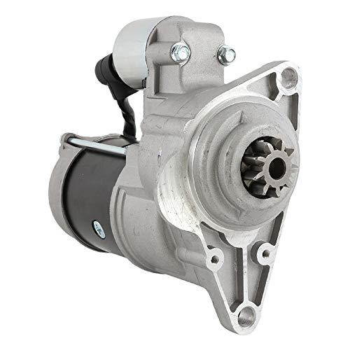 DB Electrical SHI0116 Starter for Chevrolet Diesel Truck Duramax Silverado GMC Truck Pickup Express Savana Van C5500 Topkick 2001-2017 17801 19140 8980023950 12638394 12670255 97209548 97720446