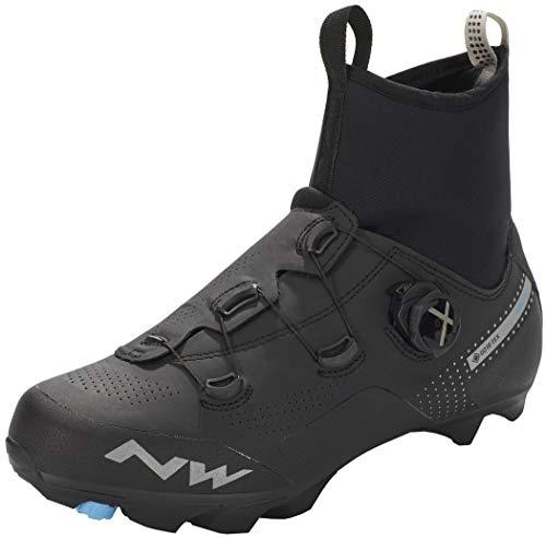Northwave Celsius XC Arctic GTX Winter MTB Fahrrad Schuhe schwarz 2021: Größe: 41