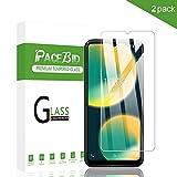 PaceBid 2 Pack Panzerglas Schutzfolie Kompatibel mit Wiko View 4 Lite, [ 9H Festigkeit ] [ Anti-Kratzer ] [ Fallfre&lich ] Panzerglasfolie Bildschirmschutzfolie für Wiko View 4 Lite