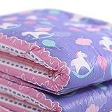 LittleForBig kleine Fantasie gedruckt Erwachsenen Slip Windeln Erwachsene Baby-Windel-Liebhaber ABDL 2 Stück L - 4