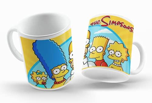 Tasse The Simpson Familia