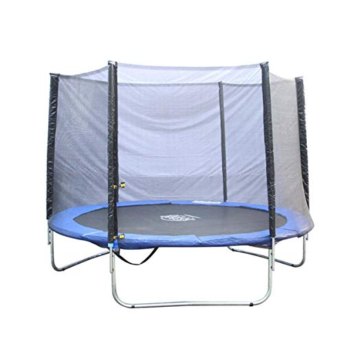 FHJZXDGHNXFGH Trampoline Replacement Safety Net Enclosure Surround Outdoor For 6ft 8ft 10ft 12ft 13ft 14ft Circular Trampoline