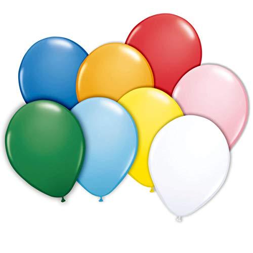 Set di palloncini multicolori 30 cm - 10 pezzi