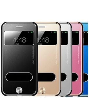 『isp iPhone 6 Plus / 6s Plus 開閉式 スリーブケース + ispロゴ入りオリジナルクロスセット ブラック』の6枚目の画像