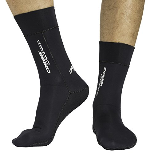 Cressi Ultra Stretch Neoprene Socks Escarpines Adultos