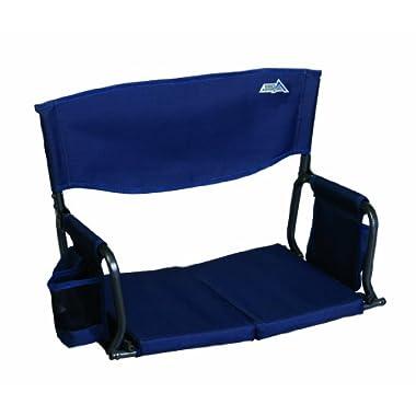 RIO Gear Stadium Arm Chair, Navy