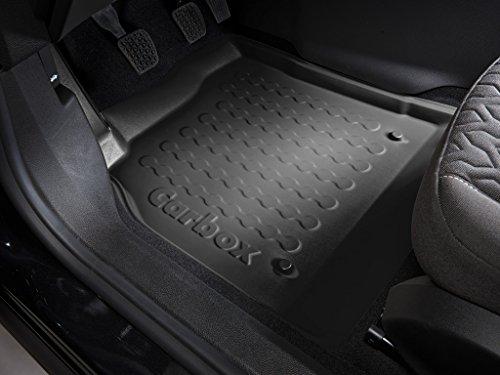 Fussmatten-Deluxe 55223384 Fussraumschalen Fussmatten Gummimatten Fahrerseite schwarz nur passend für das in der Beschreibung genannte Fahrzeug.