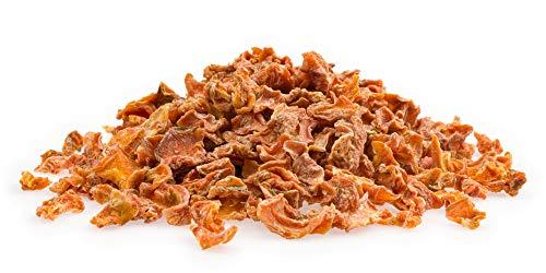 mifuma 2kg Karottenflocken im Eimer - Perfekt für's Pferd oder den Barf-Mix