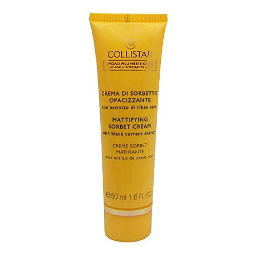 移民ガラストーストCollistar Mattifying Sorbet Cream 50ml [並行輸入品]