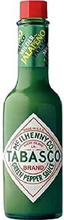 Tabasco Jalapeno Pfeffersoße, Grün, 57 ml Flasche