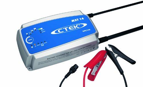 CTEK CTK56734 MXT 14 Multi-Funktions Batterieladegerät Mit 8-Stufen Technologie Unde Automatischer Temperaturkompensation, 24V 14 Amp